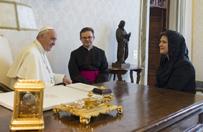 Papie� przyj�� na audiencji premier Beat� Szyd�o