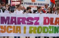"""Marsze dla �ycia i Rodziny w ponad setce polskich miast. W tym roku pod has�em: """"Ka�de �ycie jest bezcenne"""""""