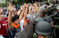 Wenezuela: władze i opozycja deklarują pokojowe rozwiązanie kryzysu