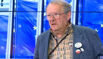 #dziejesienazywo: Michnik: Kaczyński nie jest głupcem, wie jaką cenę zapłacimy