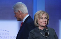 "Polonia na wiecu Hillary Clinton. ""R�ce precz""!"