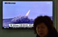 Korea P�n. wystrzeli�a rakiet� balistyczn� z okr�tu podwodnego