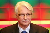 Witold Waszczykowski: to by�a og�lna uwaga Obamy, �eby si� pogodzi� ws. TK