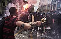 Chaos we Francji tu� przed Euro 2016