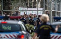 Protest w o�rodku dla migrant�w. Domagali si� zwolnienia