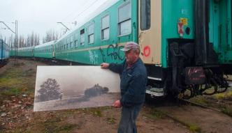 Tym pociągiem jeździł Gierek