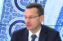 Mateusz Morawiecki: innej drogi przed Polsk� nie ma