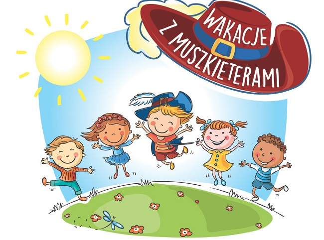 Wakacje z Muszkieterami – wspólny wyjazd blisko tysiąca dzieci z całej Polski