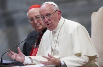 Papie� o duszpasterstwie rodzin: bez rygoryzmu i oderwania od �ycia