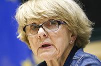Danuta H�bner: suwerenno�ciowy nacjonalizm PiS to ok�amywanie obywateli