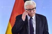 """Niemiecka prasa ostro krytykuje Steinmeiera za s�owa o """"wymachiwaniu szabelk�"""" przez NATO"""