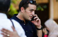 """""""Ba�em si� pojecha� na Synaj. Strach wsiada� do samolotu, w kt�rym mo�e by� pod�o�ona bomba"""" - egipski dziennikarz krytykuje kierunek, w jakim pod��a jego kraj"""