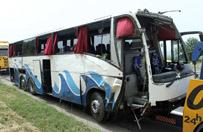 Serbia: katastrofa s�owackiego autokaru