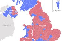 Brexit: jak g�osowa�y poszczeg�lne regiony?