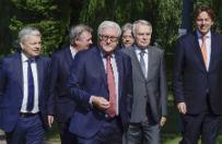 """Steinmeier: Wyrazili�my zdecydowan� wol� utrzymania jedno�ci Europy. Negocjacje ws. Brexitu """"jak najszybciej"""""""