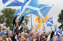 Sonda�e: wzros�o poparcie dla niepodleg�o�ci Szkocji