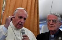Papie� Franciszek o Brexicie i przysz�o�ci Unii Europejskiej