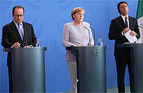 Twarde j�dro kontra europejska konfederacja. Kt�ra wizja UE wygra?