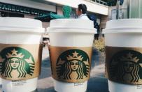 Starbucks pozwany za... za ma�o kawy w kubku