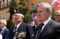 Pozna�: wojskowy apel pami�ci w rocznic� Czerwca '56 jednak z przywo�aniem ofiar katastrofy smole�skiej