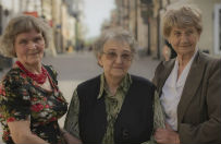 Zofia Szwal: B�g ocali� mnie z rzezi Polak�w, abym opowiedzia�a t� histori�