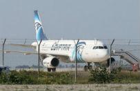 �ci�gni�to dane z rejestratora parametr�w lotu airbusa EgyptAir