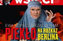 """By�a premier Ewa Kopacz przegra�a proces za ok�adk� """"wSieci"""""""