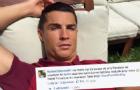 #teampazdan czyli jak polscy internauci przej�li fanpage Cristiano Ronaldo