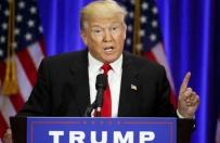 """""""Sueddeutsche Zeitung"""": Donald Trump podwa�a sens istnienia NATO"""