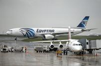 Wydobyto szcz�tki ofiar katastrofy samolotu linii EgyptAir