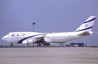 Izraelski samolot eskortowany przez my�liwce z powodu zagro�enia bombowego