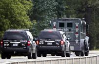 W Luizjanie policjant zastrzeli� czarnosk�rego sprzedawc�
