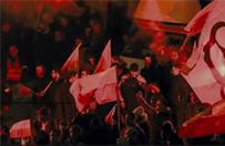 Polskie flagi w zwiastunie filmu o neonazistach. Burza w internecie
