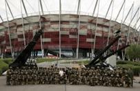 Szczyt NATO - zamkni�te most Poniatowskiego i ulice wok� Stadionu PGE Narodowy