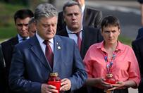Prezydent Ukrainy odda� ho�d ofiarom zbrodni wo�y�skiej