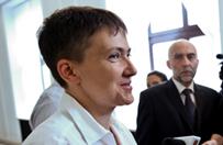 Nadija Sawczenko: NATO dotrzymuje s�owa i wspiera Ukrain�