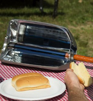 Rewolucyjny grill - nie potrzebuje w�gla ani pr�du
