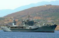 We wtorek okr�t ameryka�skiej marynarki wojennej wp�ynie do Gdyni
