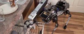 Robot idealny - pozmywa naczynia, przyniesie napój