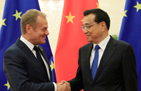 Mocne s�owa Donalda Tuska w Pekinie