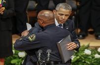 Obama zaapelowa� o szacunek dla policji przyznaj�c, �e w USA jest rasizm