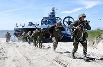 Rosjanie �wicz� desant na pla�ach Ba�tyku