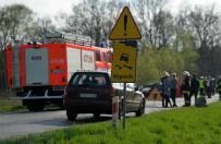 Sierpc: Matka upozorowa�a wypadek samochodowy syna, podczas gdy dziecko zmar�o wcze�niej na skutek ugodzenia no�em