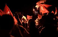 Demonstracje poparcia dla Erdogana