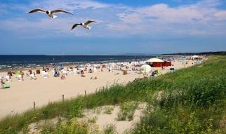 Nowe oznaczenia na plaży w Świnoujściu. Mają ułatwić turystom orientację w terenie