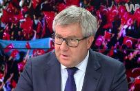 Ryszard Czarnecki o puczu: taka gra by�aby zbyt ryzykowna, sytuacja mog�aby �atwo wymkn�� si� spod kontroli