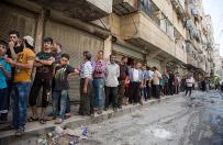 Syryjska armia odci�a drog� do rebelianckich dzielnic Aleppo. Nawet 300 tys. cywil�w mo�e by� bez pomocy