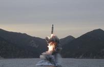 Korea P�n. wystrzeli�a trzy rakiety balistyczne