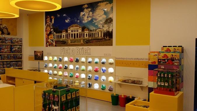 Rusza pierwszy w Polsce LEGO® STORE!
