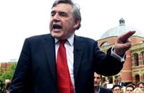 Gordon Brown: Robimy Wielk� Brytani� od nowa